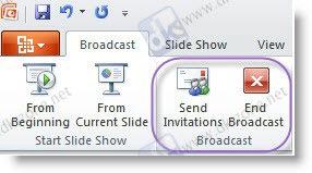 broadcast ribbon