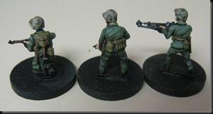 Fantassin 1/72 Marines