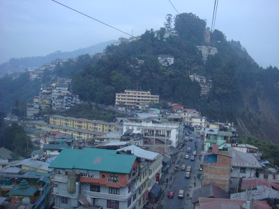 Gangtok ROPE WAY