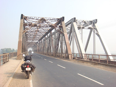 Riding towards Siliguri - NH34