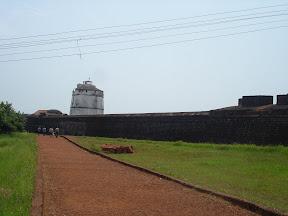 Agunda Fort, Goa