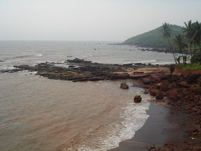 Anjana Beach, Goa