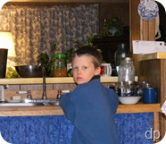 Ramiah washing dishes