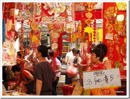 Kinesiska nyåret planeras