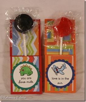 lollipop holders boy