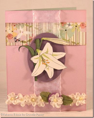 easter lily kioshi
