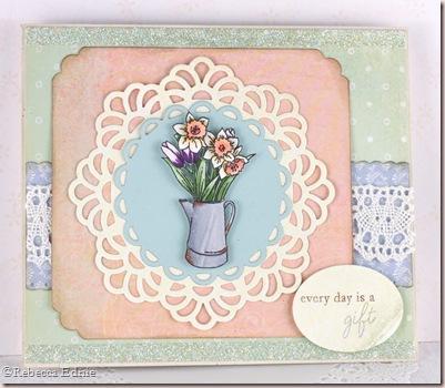 daffodils challenge card (3)