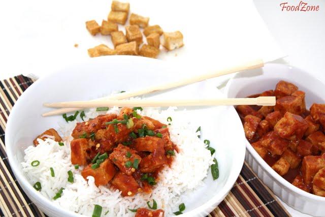 Sichuan Tofu