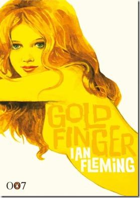 Goldfinger poster 16