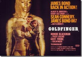 goldfinger Poster 3