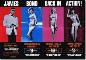 Goldfinger poster 6