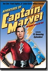 Tom Tyler in Adventures of captain marvel