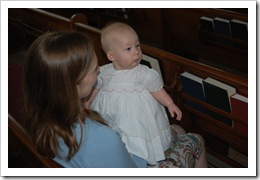 100926 Lucy's Baptism 007