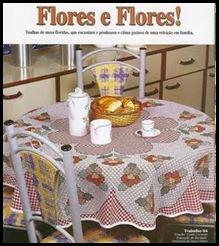toalha de mesa foto