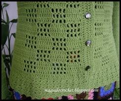 pormenor casaco crochet verde3