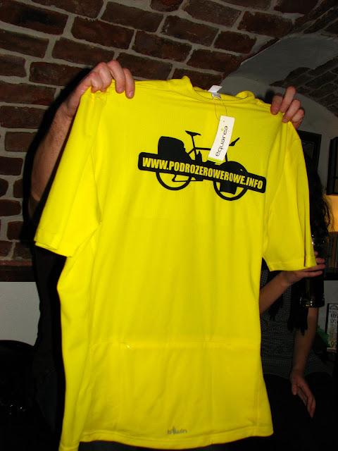 Żółta koszulka lidera