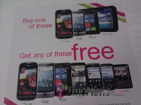 T-mobile BOGO Promotion
