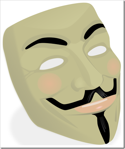V For Vendetta Mask Vector My fictitious l...