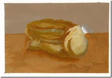 bread painting