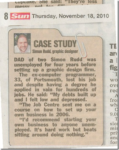 the sun 18th nov 2010 small