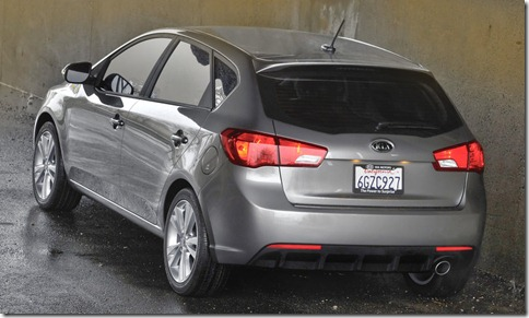 Kia Forte 5 Door Hatchback. the new Kia Cerato Hatch,