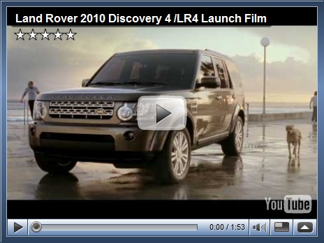 Video – Nova Land Rover Discovery 4