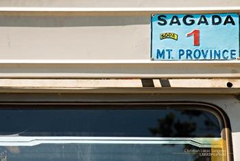 Sagada-Bontoc Jeeps