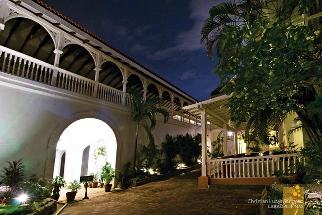One of the Newly-Built House at Plaza San Luis in Intramuros, Manila