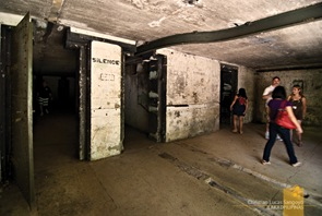 Inside Corregidor's Battery Way Depot