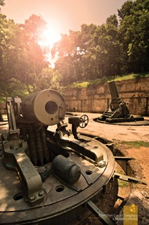 Corregidor's Battery Way Gun