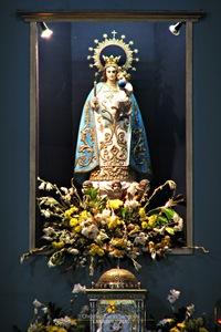Jaro Cathedral's Retablo