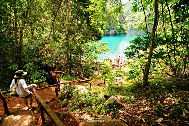 Coron's Kayangan Lake at Last