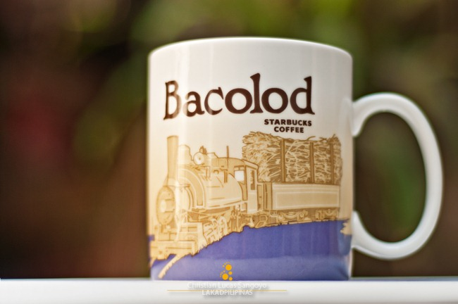 Bacolod Starbucks Global Icon City Mug