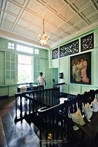 George Po, Bernardino Jalandoni Museum's Guide in Silay City