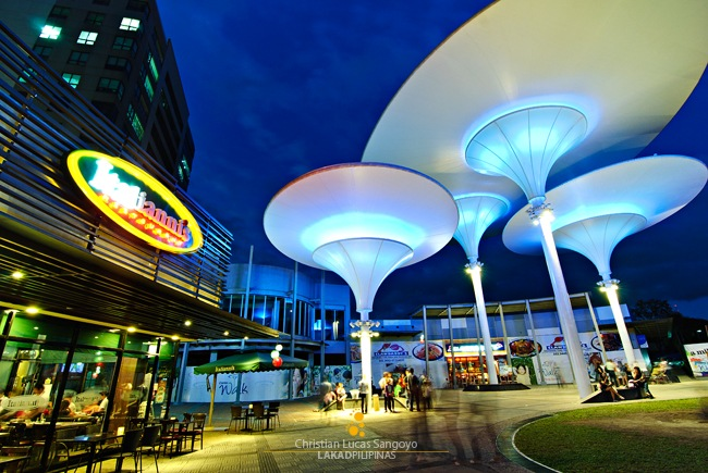 Centris Walk in Quezon City