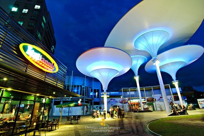 Centris Walk in Quezon City