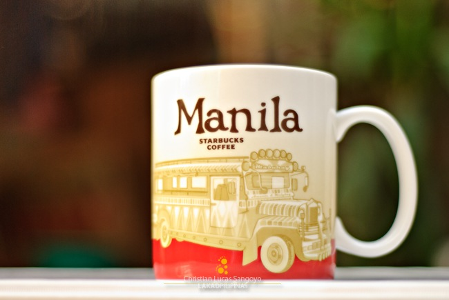 Manila Starbucks Global Icon City Mug
