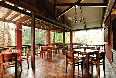 The New Veranda at Bag of Beans Tagaytay