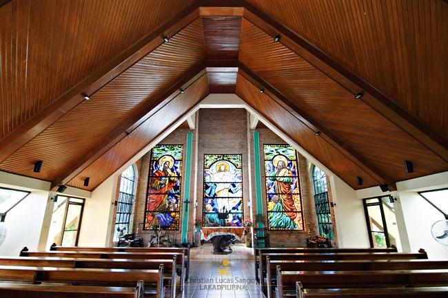 Caleruega Transfiguration Chapel Interior