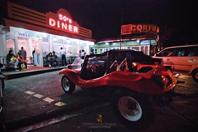 Baguio's 50's Diner