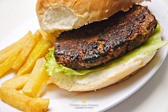 Baguio's 50's Diner Famous 50's Burger