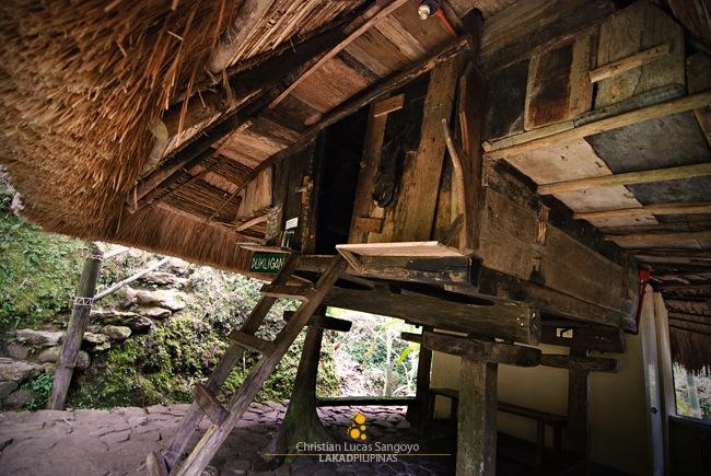 Dukligan Hut at Tam-Awan Village in Baguio