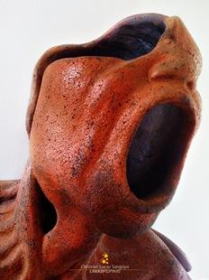 Israel Gonzales' Kusog Tawhanon at BenCab Museum