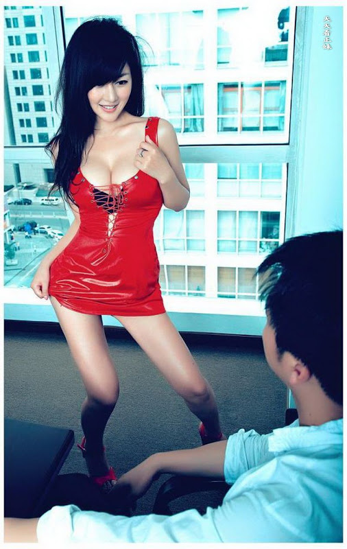 รูปภาพ Liu Zi Xuan - Don't Touch! ดูได้แต่ห้ามจับ