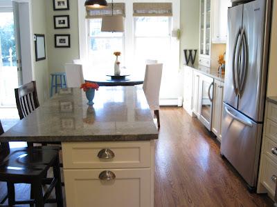 Can your kitchen be seen from front door - Front door opens to kitchen ...