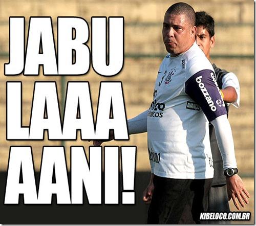 Ronaldo-Jabulani