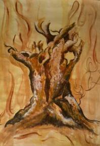 भावना नवरंग की कलाकृति bhawna navarang