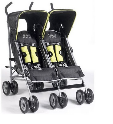 X-adventure Duo Buggy criandomultiples.blogspot.com carros gemelares