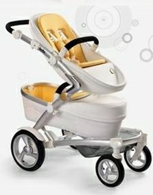 Mima Kobi carros gemelares http://criandomultiples.blogspot.com