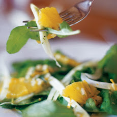 Arugula, Fennel, and Orange Salad Recipe